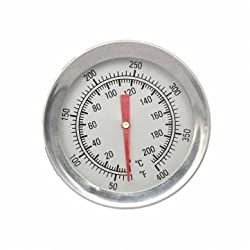 Stainless Steel BBQ Probe Thermometer Barbecue Food Meat Cooking Thermometer