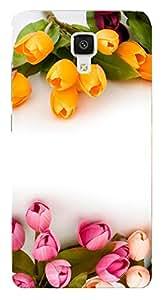 TrilMil Printed Designer Mobile Case Back Cover For XIAOMI MI 4 MI4