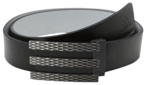 adidas Golf Trophy Belt, Black/Light Onyx, Adjustable