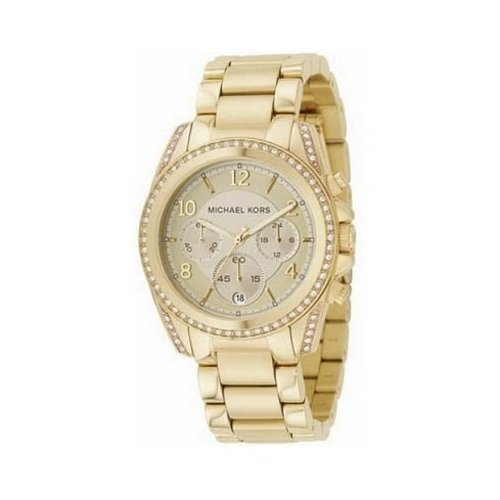 Michael Kors Women's MK5166 Gold Blair Watch