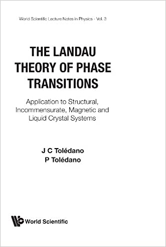 Landau Theory Of Phase Transitions, The: Application To Structural, Incommensurate, Magnetic And Liquid Crystal Systems (World Scientific Lecture Notes in Physics)