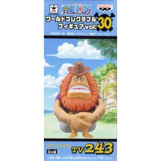 One Piece World Collectable figure vol.30 [ TV243. Haguwaru E D E Saul ] (single )