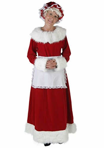 Mocoz Mrs Claus Costume