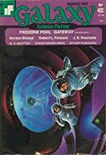 Galaxy Science Fiction - March 1977 (Vol. 38, #1)