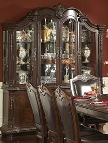 Cheap Buffet & Hutch of Palace Collection by Homelegance (1394-50)