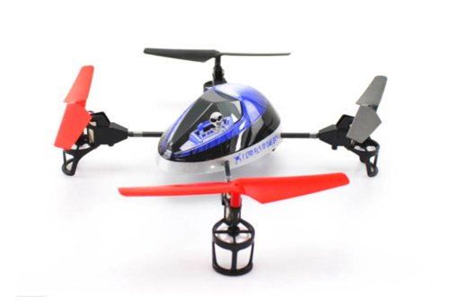 41L45HEDa L Cheap Buy  Wl Toy 2.4g V949 2rc Beetle 4 axis Quadcopter UFO Ladybird 4ch RTF with LED