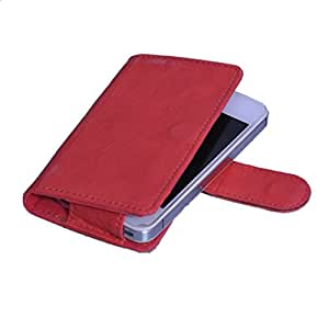 StylE ViSioN Pu Leather Pouch for XOLO Q1100