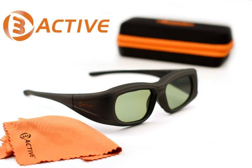SAMSUNG-Compatible 3ACTIVE® 3D Glasses for 2011