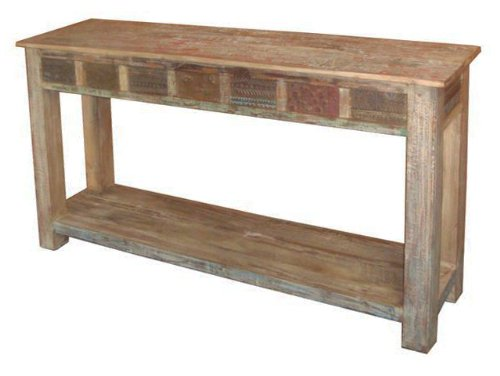 Cheap Classic Home Vintage Print Block Console Table – 59911172 (B004J14WD2)