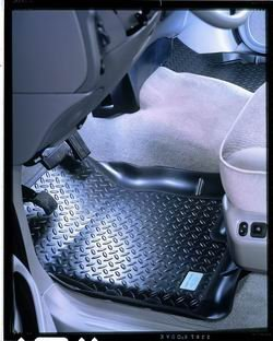 Husky Liners 33403 Tan Custom Molded Front Floor Liner
