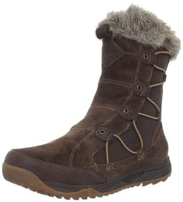 Teva Women's Little Cloud Boot,Dark Brown,5 M US