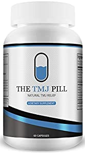#1 Recommended TMJ Relief Treatment - The TMJ Pill. An Ongoing TMJ Treatment Supplement to Help Naturally Provide TMJ Pain Relief.