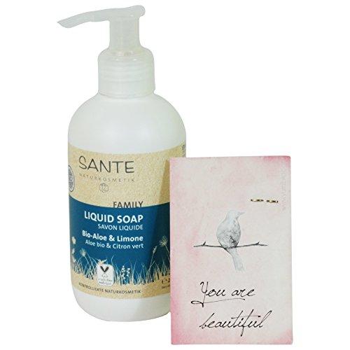 sante-jabon-liquido-organico-con-limon-y-aloe-vera-vegan-sin-lattosio-sin-glutine-