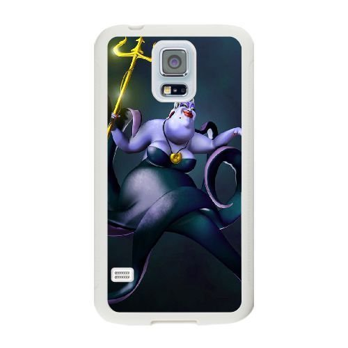 Fashion image DIY for Samsung Galaxy S5 Cell Phone Case White Disney villains ursula 5 Best Gift Choice For Birthday HMB3469608
