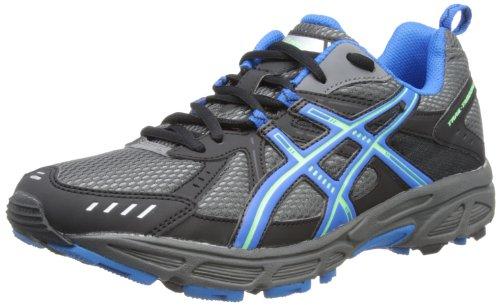 blue black Size 44 5 running shoes men