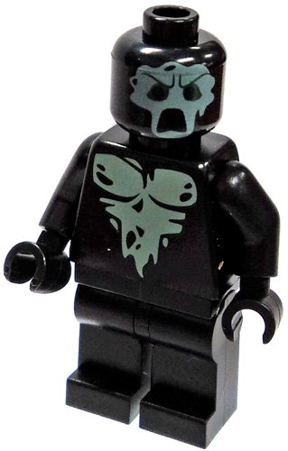LEGO Lord of the Rings - The Hobbit Theme - Necromaner Minifigure (2013) from set 79014 - 1