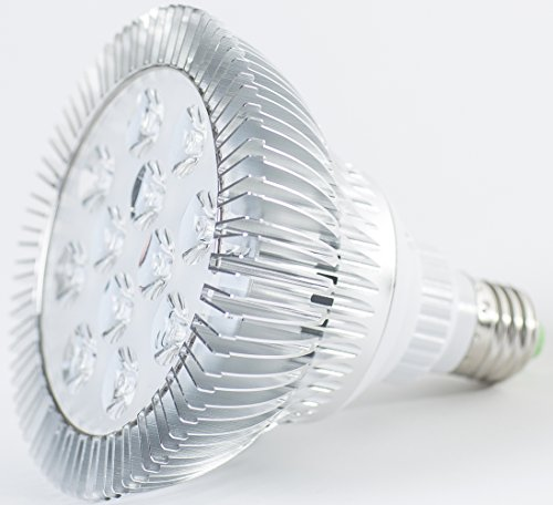 highest efficient led grow lights 12 w 3 bands plant light e27. Black Bedroom Furniture Sets. Home Design Ideas