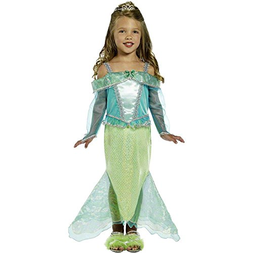 Mermaid Princess Toddler Costume