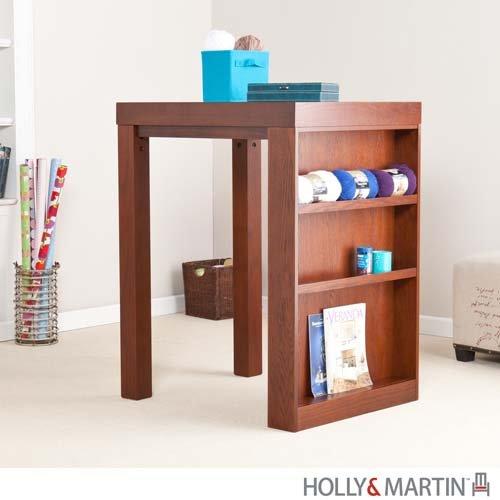 Holly & MartinTM Naples Bistro/Desk-Espresso