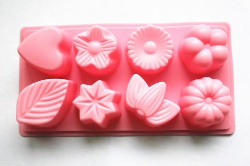 longzang-8-cavity-floral-leaf-silicone-cake-soap-decoration-mold