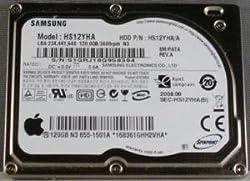 SAMSUNG HS12YHA 120GB 3600RPM 8MB PATA 1.8