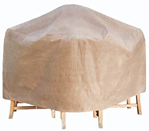 Amazon.com: Duck Covers MTS06464 Outdoor Patio Furniture Cover for ...