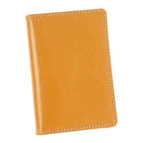 WhitehouseCox ホワイトハウスコックス カードケース キャメル S7412 [並行輸入品]