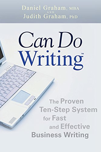 Can Do Writing: The Proven Ten-Step System for Fast and...