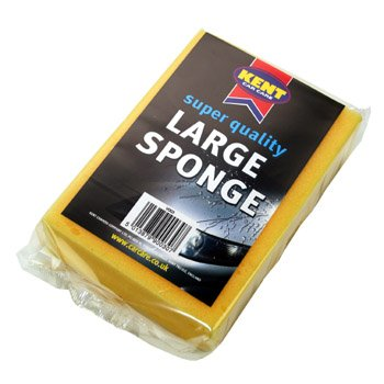 Kent Car Care Super Quality Large Sponge