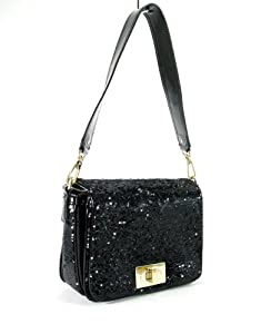 Kate Spade Harlow Sparkle Summet Shoulder Bag
