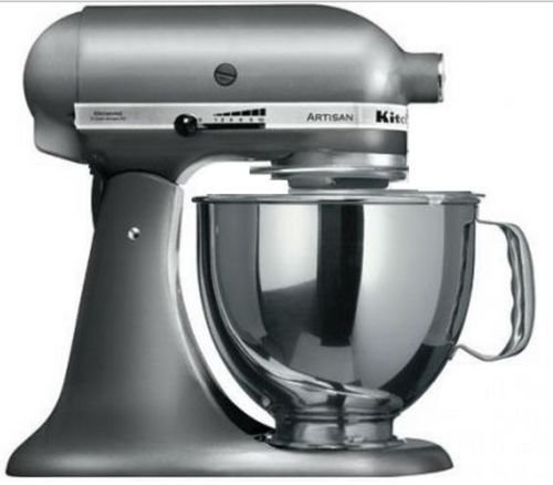 Lowest Price! KitchenAid RRK150PM 5 Qt. Artisan Series - Pearl Metallic (Certified Refurbished)