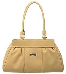 Zak Women's Handbag (Beige, ZDB106)