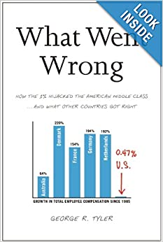 What Went Wrong; How the 1% Hijacked the American Middle Class.. and What Other Countries Got Right - Tyler