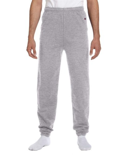 Champion-50/50 9oz. Pants~Light Steel~Adult-2X (Champion 2x Workout Pants compare prices)