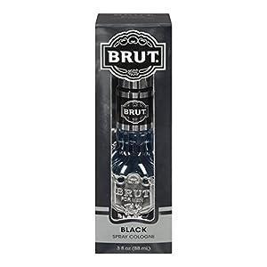 Brut Black Eau de Cologne Spray for Him 88 ml