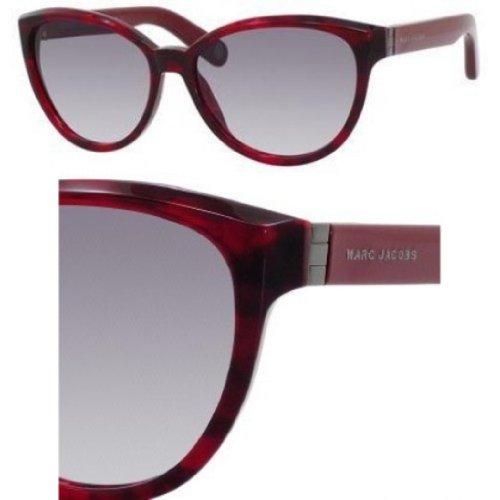 Marc JacobsMarc Jacobs MJ465/S Sunglasses-0BVR Red Havana (VK Gray Gradient Lens)-57mm