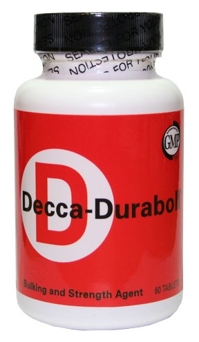 Decca-Durabol Bodybuilding Supplements (60 Tablets)