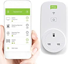 Efergy Ego-UK Smart Wi-Fi Socket