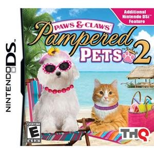 NEW Paws&Claws Pampered Pets 2 DS (Videogame Software) (Pampered Pets 2 Ds compare prices)