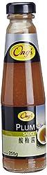 Ongs Plum Sauce, 255g