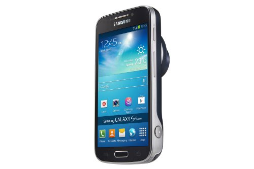 Samsung Galaxy S4 Zoom 4G/LTE Sim Free Android Smartphone - Black Black Friday & Cyber Monday 2014