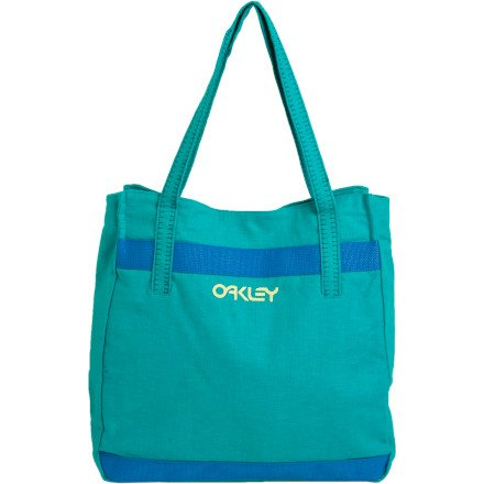 Oakley Womens Beach Bag (Neo Viridian)