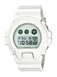 G-Shock White Out Crazy Colour Watch - White