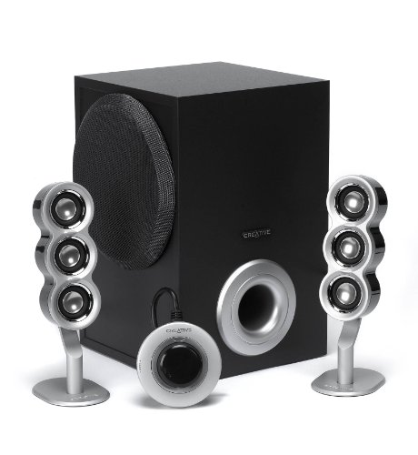 Creative I-Trigue 3330 - 2.1-channel PC multimedia speaker system - 29 Watt (Total)