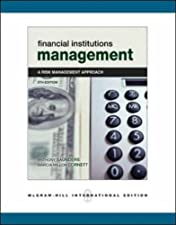 Financial Institutions Management A Risk Management Approach by Saunders