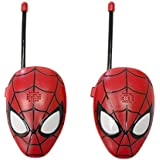 Marvel Spiderman Walkie Talkies - Red (19045)