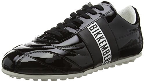 Bikkembergs 641195 - Zapatillas Mujer, Negro (Nero), 43