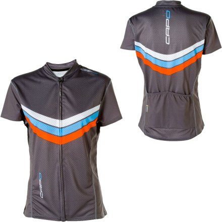 Buy Low Price Capo Ispra Jersey – Short-Sleeve – Women's (B004UE1448)