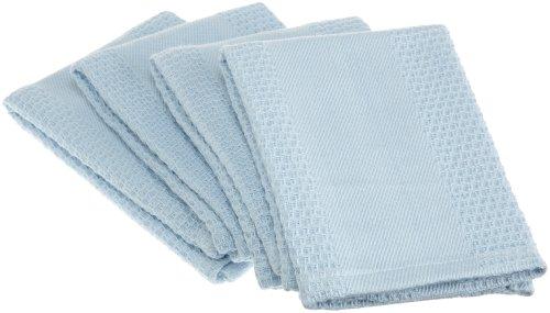 DII Organic Cotton Blue Stone Dish Cloth, Set
