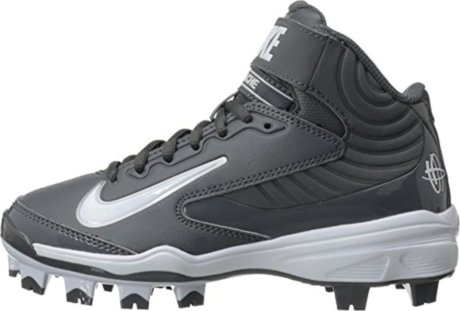 the best attitude 685bb d671d nike youth huarache strike mid molded baseball cleats